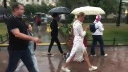 В Москве проходит «Марш матерей»