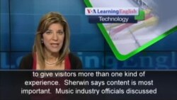 Music Industry Builds Support Through Technology