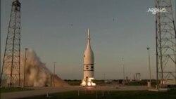 НАСА отвора нова вселенска ера - успешен тест на модулот Орион