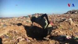 Des migrants vivent du dépotoir au Maroc (vidéo)