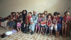 Mosul Woman Raising 23 Grandkids Orphaned by IS Conflict