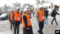 Ομάδα παρατηρητών του Αραβικού Συνδέσμου στη Συρία