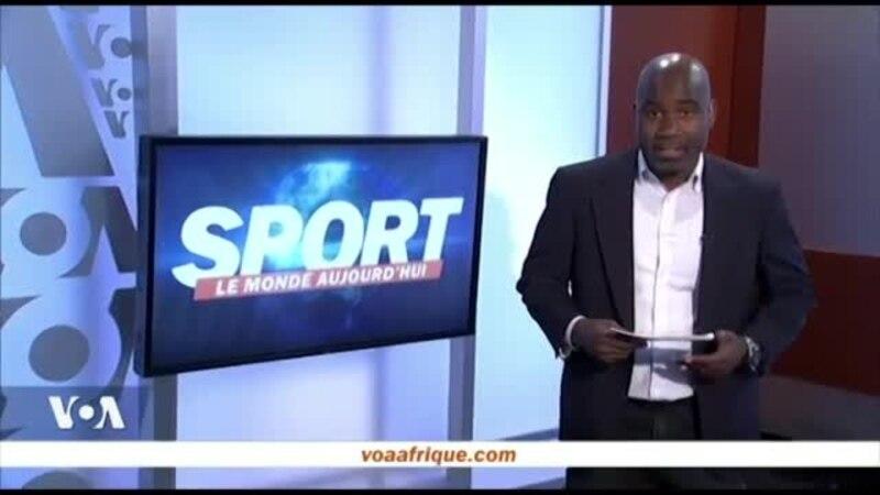 La page des sports du 18 avril avec Bagassi Koura