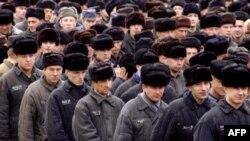 Заключенные белорусских тюрем