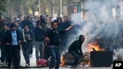 خۆپـیشـاندانی خهڵـکی تونس له دژی ڕژێمهکهی زهین ئهلعابدین بن عهلی