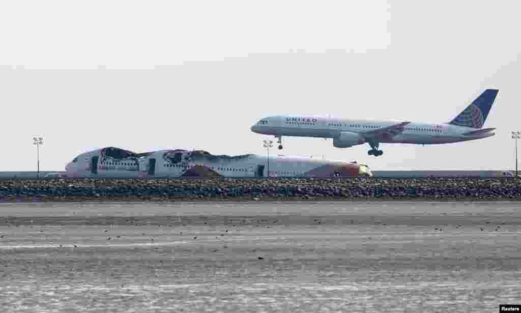 «Ասիանա»-ի օդանավի վթարը Սան Ֆրանցիսկոյում