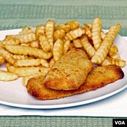 Konsumsi garam berlebihan dalam makanan cepat saji akan memicu darah tinggi, jantung atau bahkan stroke.
