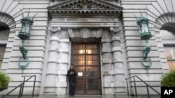 三藩市第九聯邦巡回上訴法院。(資料圖片)