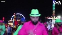 Maonyesho ya sarakasi na muziki yafunguliwa Saudi Arabia