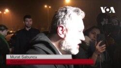 Tahliye Edilen Murat Sabuncu'nun Açıklamaları