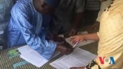 Bouake: Carte electorale sôrô ko