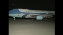 "U.S. President Barack Obama Arrives ""Home"""