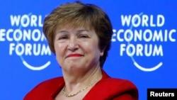 Direktur Pelaksana IMF, Kristalina Georgieva