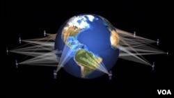 新衛星讓高速互聯網覆蓋全球邊遠地區。(視頻截圖)