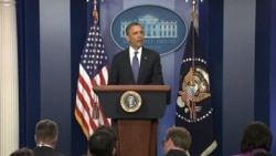 Obama Meets With Congressional Leaders as Fiscal Cliff Deadline Looms