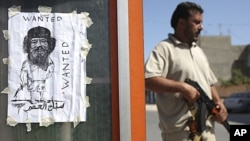 امریکی اخبارات سے: معمر قذافی کی تلاش جاری