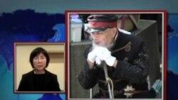 VOA连线:日本战败68周年 中日关系风云再起