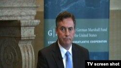 Izvestilac Evropskog parlamenta za Srbiju Dejvid Mekalister (arhivski snimak)