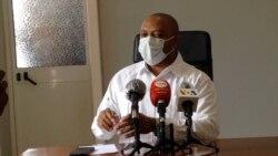 Aventino Sebastião director da saúde