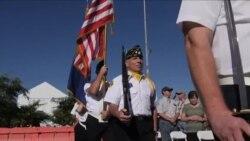 美国万花筒:守护军舰的老兵不死