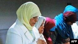 یک زن مسلمان، درمقام رهبری مسجد مسلمانان اوهایو