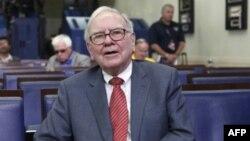 Nhà tỉ phú Hoa Kỳ Warren Buffett