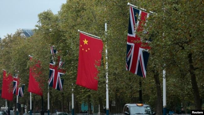 调查称近半英国企业在华经营变得困难