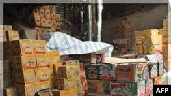 موج تازه گرانی با نگرانی از کمبود کالا در ایران همراه شد