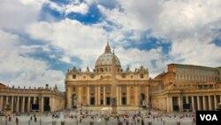 Vatikan mengecam pertemuan tiga hari gereja-gereja Katolik Tiongkok di Beijing.