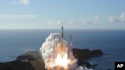 BAE Temmuz ayında ''Emel'' isimli uzay aracını Mars'a gitmek üzere Japonya'daki Tanegashima Uzay Merkezi'nden fırlatmıştı.