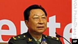 中国否认阅兵构成军事威胁