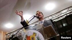 La oposición venezolana obtuvo la mayoría en el Parlamento en diciembre de 2015 y su período de cinco años culmina en diciembre de 2020.