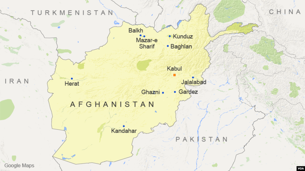 Taliban Fighters Capture Northern Afghan District