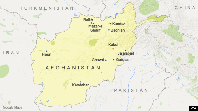 Taliban Joins Local Forces To Battle IS In Afghanistan - Where is kabul