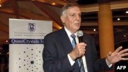 Khoa học gia người Israel Daniel Shechtman