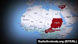 «ПВК Вагнера» тренують солдатів в Судані і Центральноафриканській Республіці