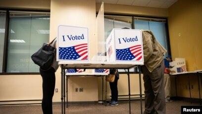 Early voting Arlington, Virginia