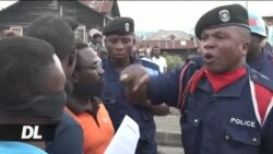 DRC : Polisi Goma wazuia maandamano