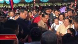Hàng chục ngàn quan sát viên theo dõi bầu cử Campuchia