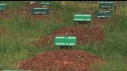 2013-05-11 美國之音視頻新聞: 波士頓爆炸案疑犯已在穆斯林墓地落葬