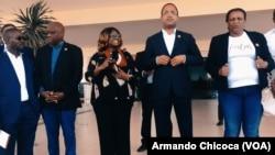 Deputados angolanos visitam Namibe
