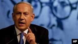 베냐민 네타냐후 이스라엘 총리(자료사진)