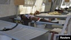 En Haití hay, al menos, 620 mil personas contagiadas por Cólera.