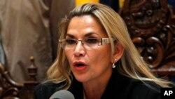 El gobierno interino de la presidenta de Bolivia, Jeanine Áñez anunció la ruptura de las relaciones diplomáticas con Cuba este 24 de enero de 2020.
