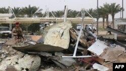 Taci Askeri Üssü'ne Çarşamba günü de bir roketli saldırı düzenlenmişti.