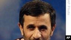 سفر احمدی نژاد به یوگندا