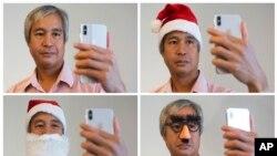 آیفون ده تغیرات اندک را در چهره کاربر تشخیص داده و او را می شناسد
