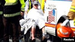 Las mayoría de las 176 personas heridas debido a la explosión de dos bombas en Boston, tiene fracturas de diversos tipos, aseguraron médicos del Hospital General de Massachusetts.