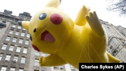 The Pokemon character Pikachu is in the news again as the Pokemon Go smartphone game launched in the U.S. last week.