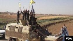 Kurd qurolli bo'linmasi